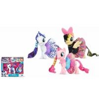 Hasbro - My Little Pony Movie Wirbelrock Ponys