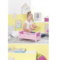 Zapf Creation Baby Born Bett Mit Kuschelbettzeug Baby