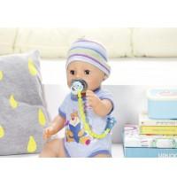 Zapf Creation Baby Born Schnuller Mit Schnullerkettebaby