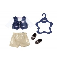 Zapf Creation - BABY born - Trachten-Outfit Junge