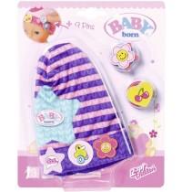 Zapf Creation - BABY born Mützen mit Batches