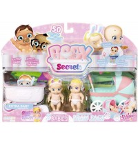 Zapf Creation - Baby Secrets Kinderwagen Set