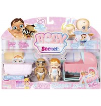 Zapf Creation - Baby Secrets Wiege Set