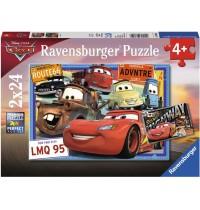 Ravensburger Puzzle - Disney™ Cars, 24 Teile