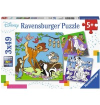Ravensburger Puzzle - Disney™ Freunde, 49 Teile