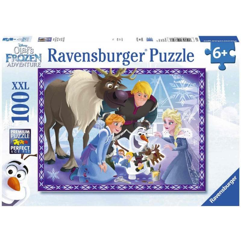 Ravensburger Puzzle - Die Eiskönigin - Völlig Unverfroren ...