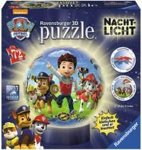 Ravensburger Puzzle - 3D Puzzles - Nachtlicht Paw Patrol, 72 Teile