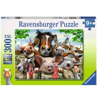 Ravensburger Puzzle - Say cheese!, 300 XXL-Teile