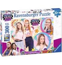 Ravensburger Puzzle - Maggie und Bianca - Beste Freundinnen, 300 XXL-Teile