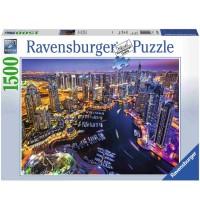 Ravensburger Puzzle - Dubai am Persischen Golf, 1500 Teile