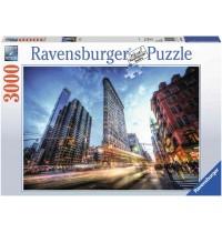 Ravensburger Puzzle - Flat Iron Building, 3000 Teile
