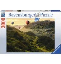 Ravensburger Puzzle - Reisterrassen in Asien, 3000 Teile