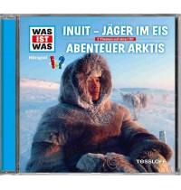 Tessloff - Was ist Was - Hörspiel-CD Inuit im Eis / Abenteuer Arktis
