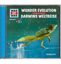 Tessloff - Was ist Was - Hörspiel-CD Wunder Evolution / Darwins Weltreise