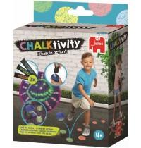 Jumbo Spiele - CHALKtivity - Springball