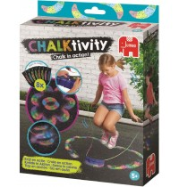 Jumbo Spiele - CHALKtivity - Springseil