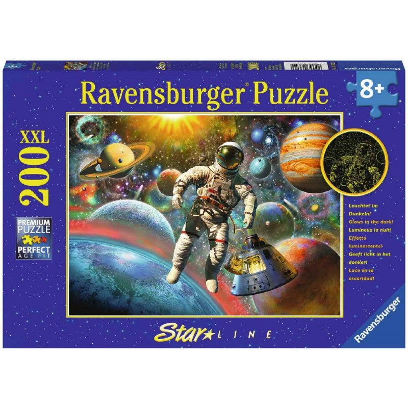 Ravensburger Puzzle - Im Weltall_Ravensburger Spiele_4005556136124