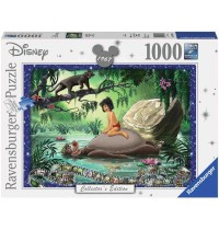 Ravensburger Puzzle - Collectors Edition - Dschungel Buch, 1000 Teile