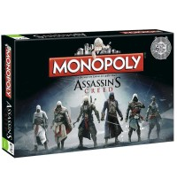 Winning Moves - Monopoly Assassins Creed