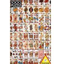 Piatnik - Spielkarten, 1000 Teile