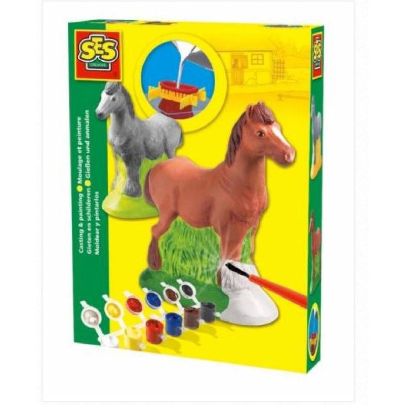 SES Creative - Giessset Pferdefigur
