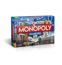 Winning Moves - Monopoly Städte Edition Hamburg