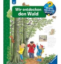 Ravensburger Buch - Wieso? Weshalb? Warum? - Wir entdecken den Wald