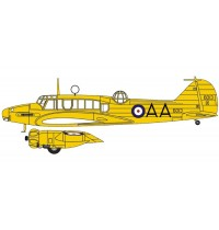Herpa Wings - Avro Anson No.6013 AA No.1 SFTS RCAF