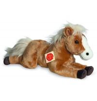 Teddy-Hermann - Bauernhof - Pferd liegend 39 cm