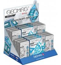 Geomag - Display 18 pcs Pro L Pocket Set ass