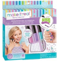Make it Real - Meerjungfrauen Glitzernägel