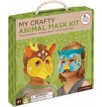 Petit Collage - Bastelset Tiermasken