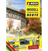 Noch - Magazin Modell-Landschaftsbau, heute, Deutsch