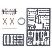 Busch - Modellbau - Zubehör-Set Militär