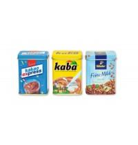 Tanner - Kaba-, Tchibo- und Suchard-Dosen