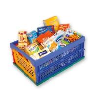 Tanner - Mini-Klapp Box mit Kaufladenartikeln