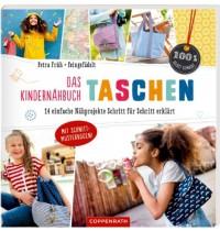 Coppenrath Verlag - Das Kindernähbuch Taschen 100% selbst gemacht