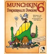Pegasus - Munchkin 6: Durchgeknallte Dungeons