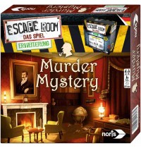 Noris Spiele - Escape Room Murder Mystery