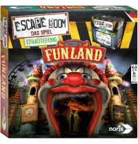 Noris Spiele - Escape Room Funland