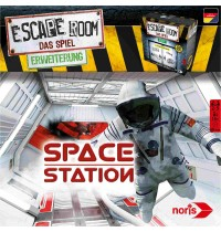 Noris Spiele - Escape Room Space Station