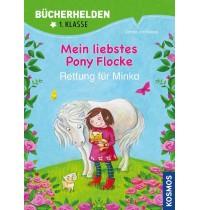 KOSMOS - Bücherhelden - Mein liebstes Pony Flocke, Rettung für Minka