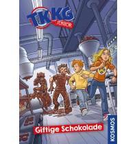 KOSMOS - TKKG Junior - Giftige Schokolade, Band 3