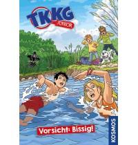 KOSMOS - TKKG Junior - Vorsicht: Bissig!, Band 2
