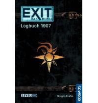 KOSMOS - EXIT - Das Buch - Logbuch 1907