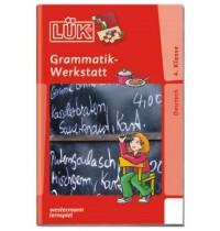 LÜK - Grammatik-Werkstatt 4. Klasse