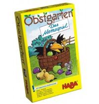 HABA® - Mitbringspiel mini - Obstgarten - Das Memo-Spiel