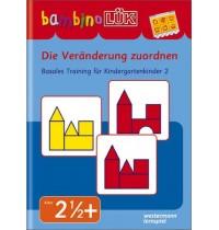 bambinoLÜK - Die Veränderung zuordnen Basales Training 2