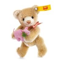 Steiff - Geschenke - Glücksbringer - Mini Teddybär Glücksbringer, beige, 9cm