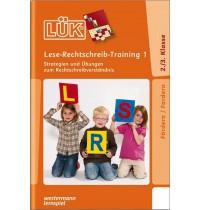 LÜK - Lese-Rechtschreibtraining 1